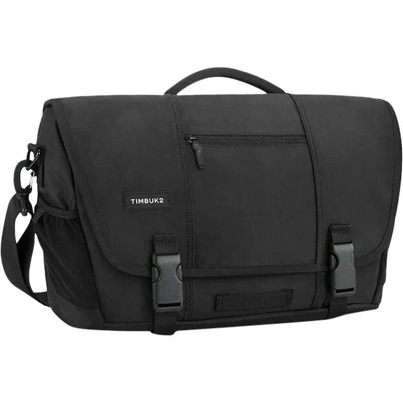 ティムブックツー メンズ ショルダーバッグ バッグ Timbuk2 Commute Messenger Bag Jet Black