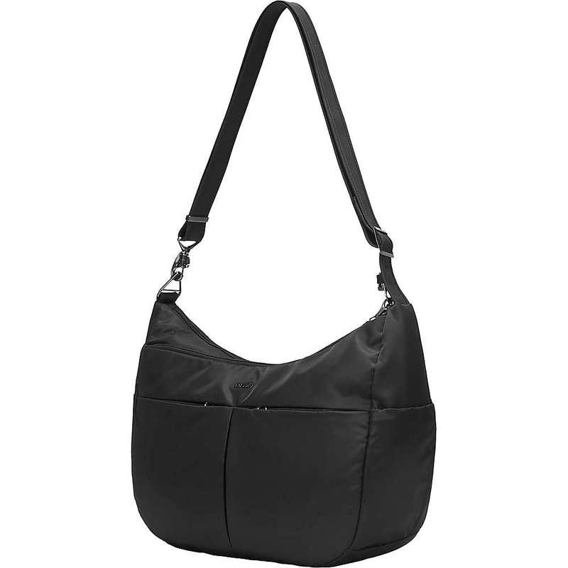 パックセーフ メンズ ショルダーバッグ バッグ Pacsafe Women's Cruise Carry All Crossbody Bag Black