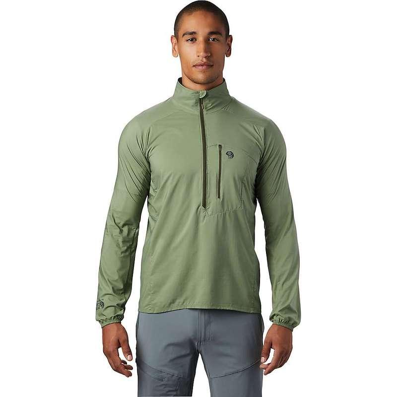 マウンテンハードウェア メンズ ジャケット・ブルゾン アウター Mountain Hardwear Men's Kor Preshell Pullover Field