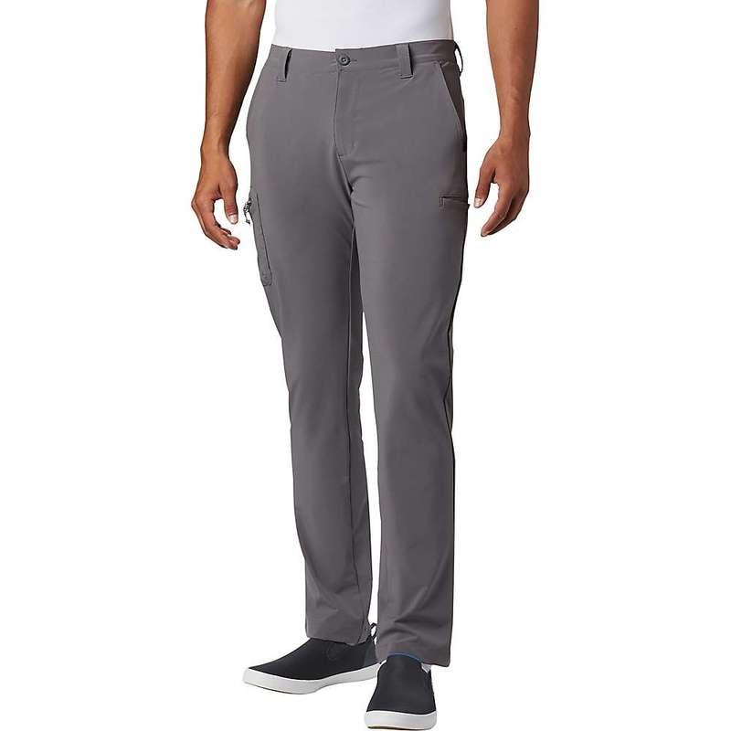 コロンビア メンズ カジュアルパンツ ボトムス Columbia Men's Terminal Tackle Pant City Grey