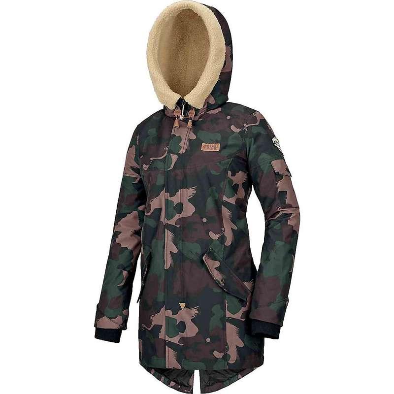 ピクチャー レディース ジャケット・ブルゾン アウター Picture Women's Camdem Jacket Camo