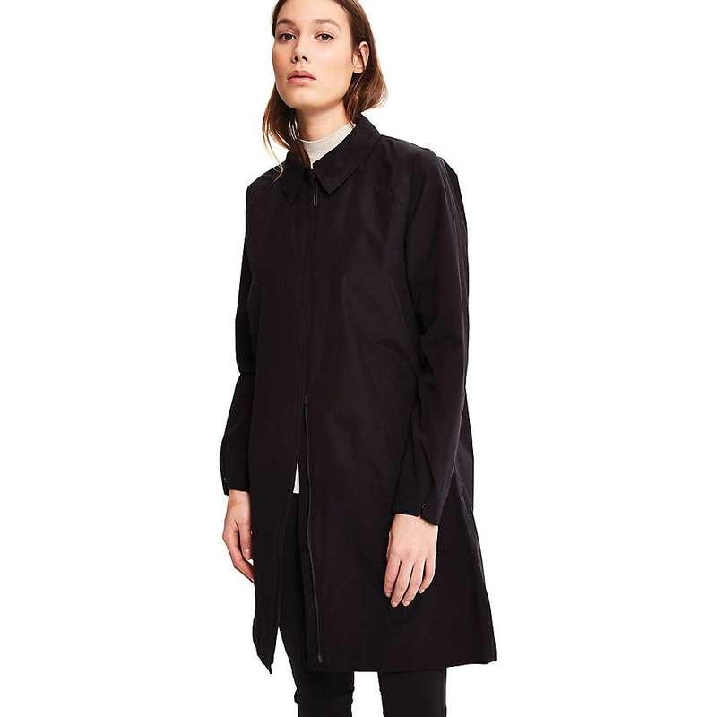 ロル レディース ジャケット・ブルゾン アウター Lole Women's Bleeker Trench Jacket Black