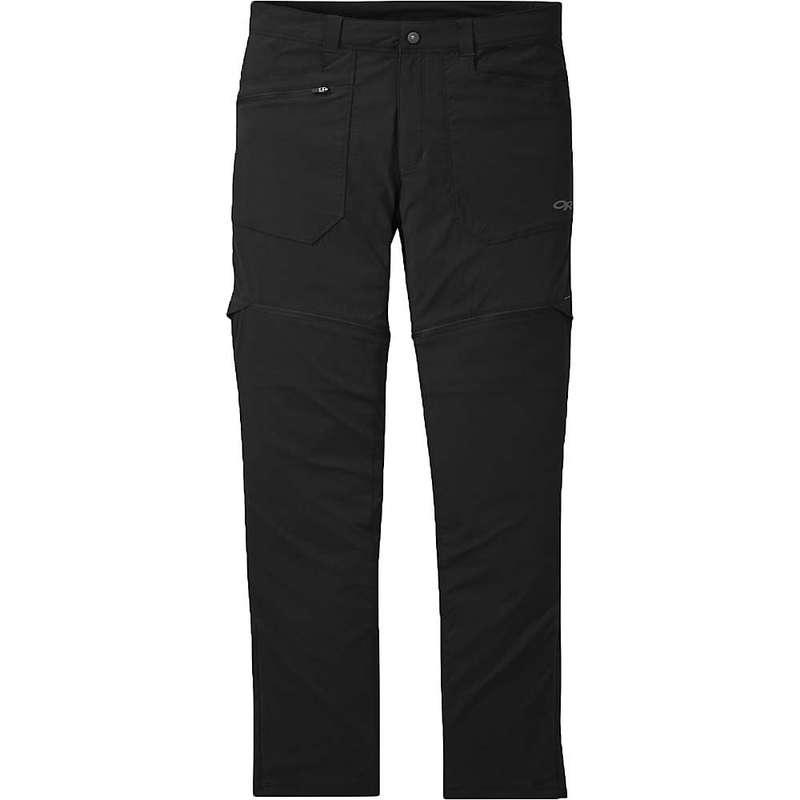 アウトドアリサーチ メンズ カジュアルパンツ ボトムス Outdoor Research Men's Equinox Convertible Pant Black
