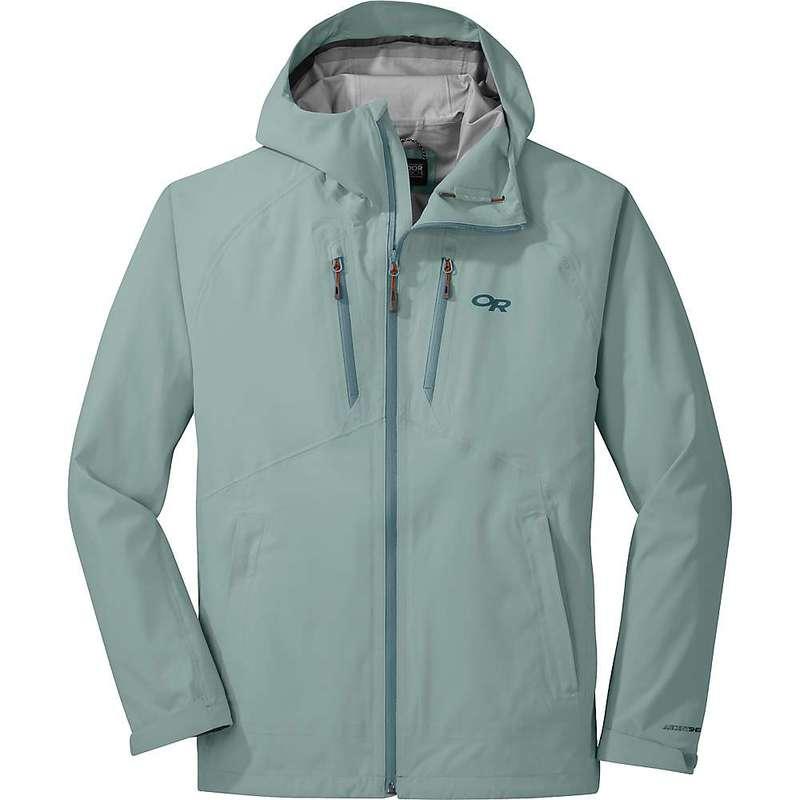 アウトドアリサーチ メンズ ジャケット・ブルゾン アウター Outdoor Research Men's Microgravity Jacket Lead