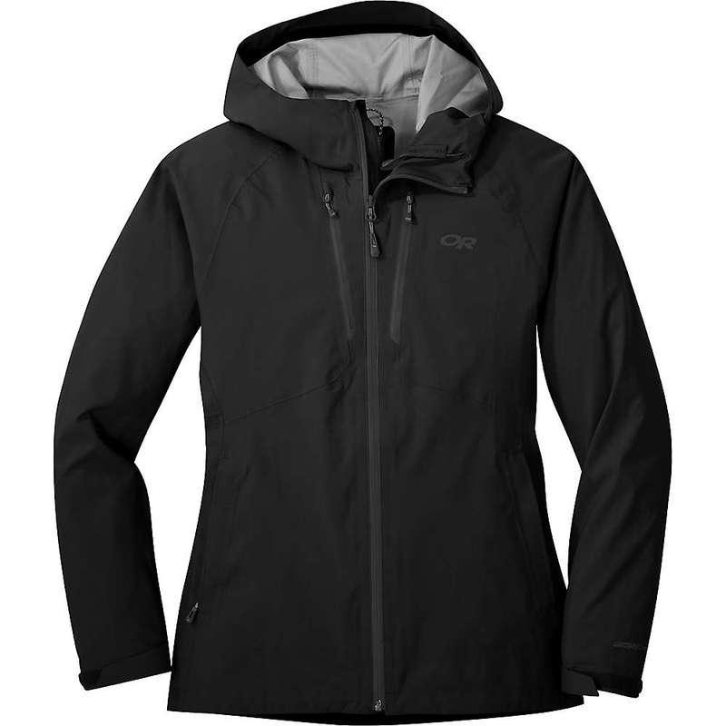 アウトドアリサーチ レディース ジャケット・ブルゾン アウター Outdoor Research Women's Microgravity Jacket Black