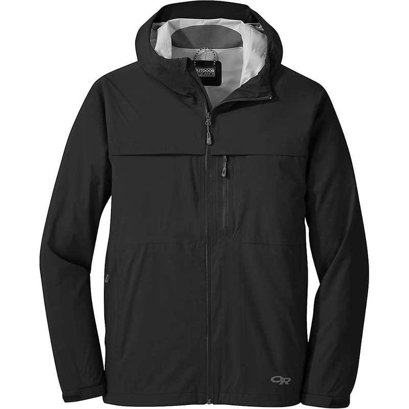 アウトドアリサーチ メンズ ジャケット・ブルゾン アウター Outdoor Research Men's Prologue Storm Jacket Black