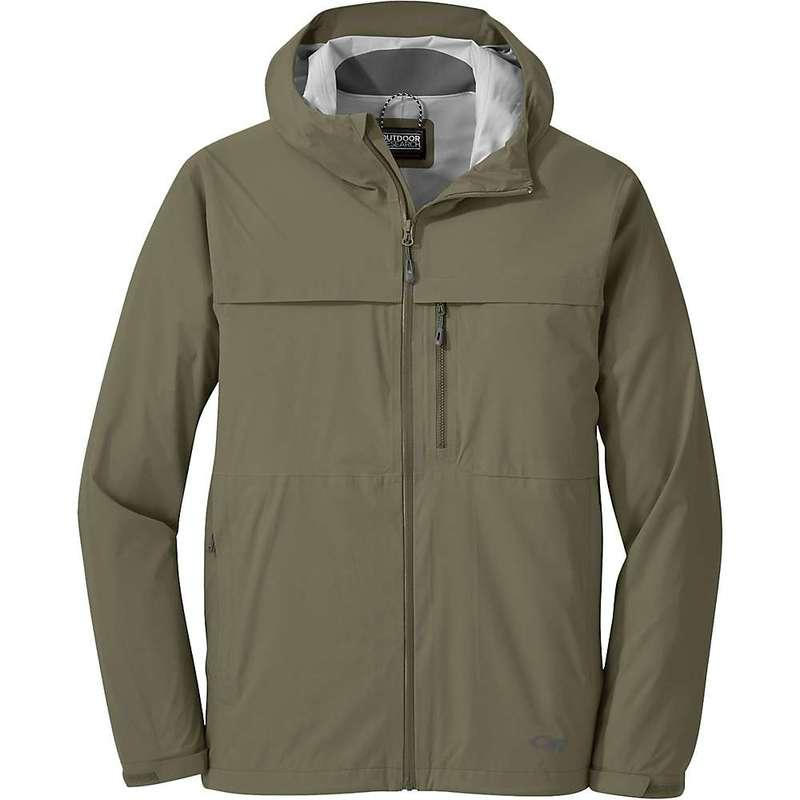 アウトドアリサーチ メンズ ジャケット・ブルゾン アウター Outdoor Research Men's Prologue Storm Jacket Fatigue