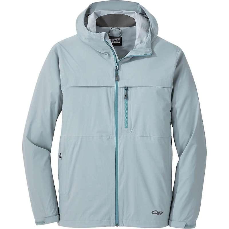 アウトドアリサーチ メンズ ジャケット・ブルゾン アウター Outdoor Research Men's Prologue Storm Jacket Lead