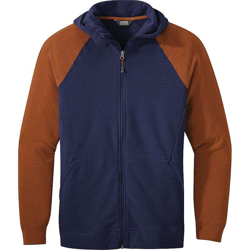 アウトドアリサーチ メンズ ジャケット・ブルゾン アウター Outdoor Research Men's Trail Mix Jacket Twilight / Umber