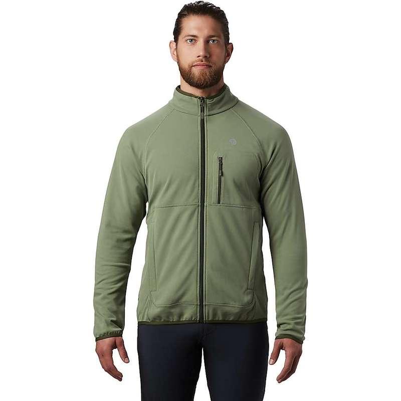 マウンテンハードウェア メンズ ジャケット・ブルゾン アウター Mountain Hardwear Men's Norse Peak Full Zip Jacket Field