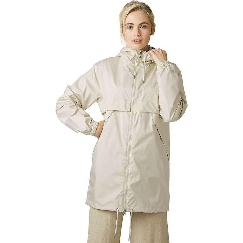 ヘリーハンセン レディース ジャケット・ブルゾン アウター Helly Hansen Women's JPN Raincoat Cream