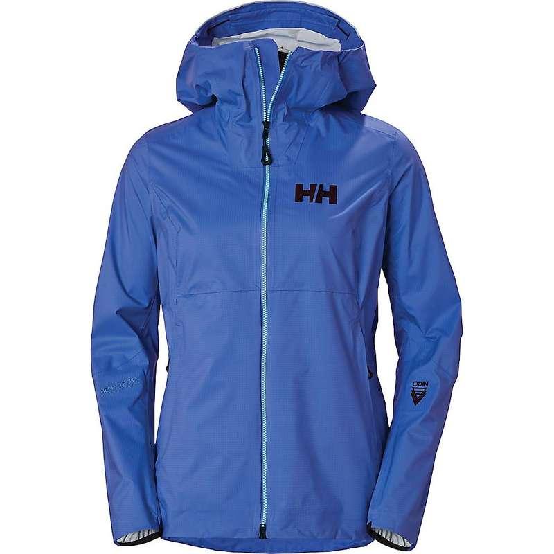 ヘリーハンセン レディース ジャケット・ブルゾン アウター Helly Hansen Women's Odin 3D Shell Jacket Royal Blue