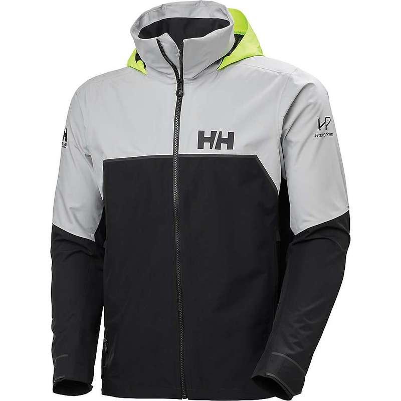 ヘリーハンセン メンズ ジャケット・ブルゾン アウター Helly Hansen Men's HP Foil Light Jacket Ebony
