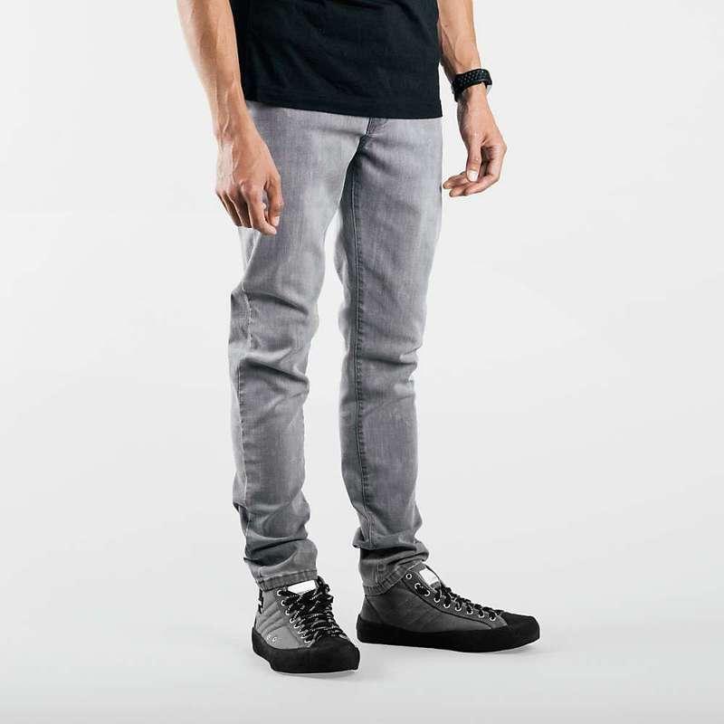 ソイル メンズ カジュアルパンツ ボトムス So iLL Men's Jeans Grey Denim