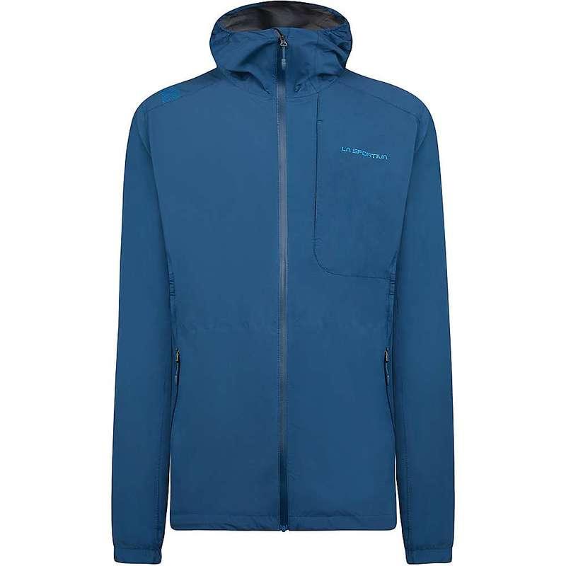 ラスポルティバ メンズ ジャケット・ブルゾン アウター La Sportiva Men's Rise Jacket Opal