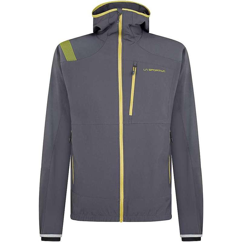ラスポルティバ メンズ ジャケット・ブルゾン アウター La Sportiva Men's Albigna Jacket Carbon