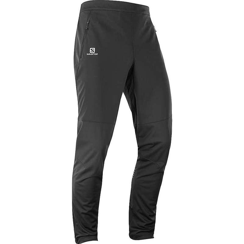 サロモン メンズ カジュアルパンツ ボトムス Salomon Men's RS Softshell Pant Black