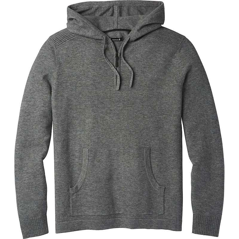 スマートウール メンズ ニット・セーター アウター Smartwool Men's Hidden Trail Donegal Hoody Sweater Medium Grey Donegal