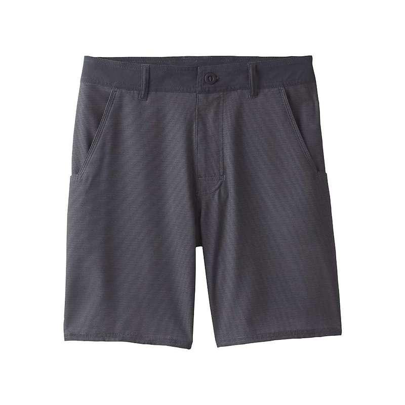 プラーナ メンズ ハーフパンツ・ショーツ ボトムス Prana Men's Kingfischer 8 Inch Short Charcoal