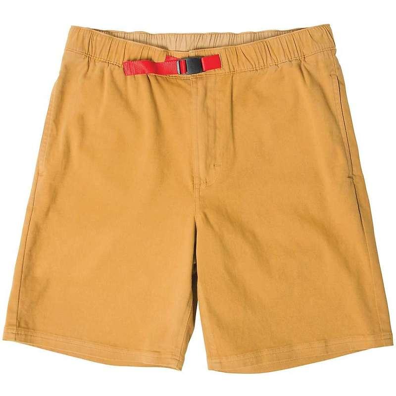 トポ・デザイン メンズ ハーフパンツ・ショーツ ボトムス Topo Designs Men's Mountain Shorts Khaki