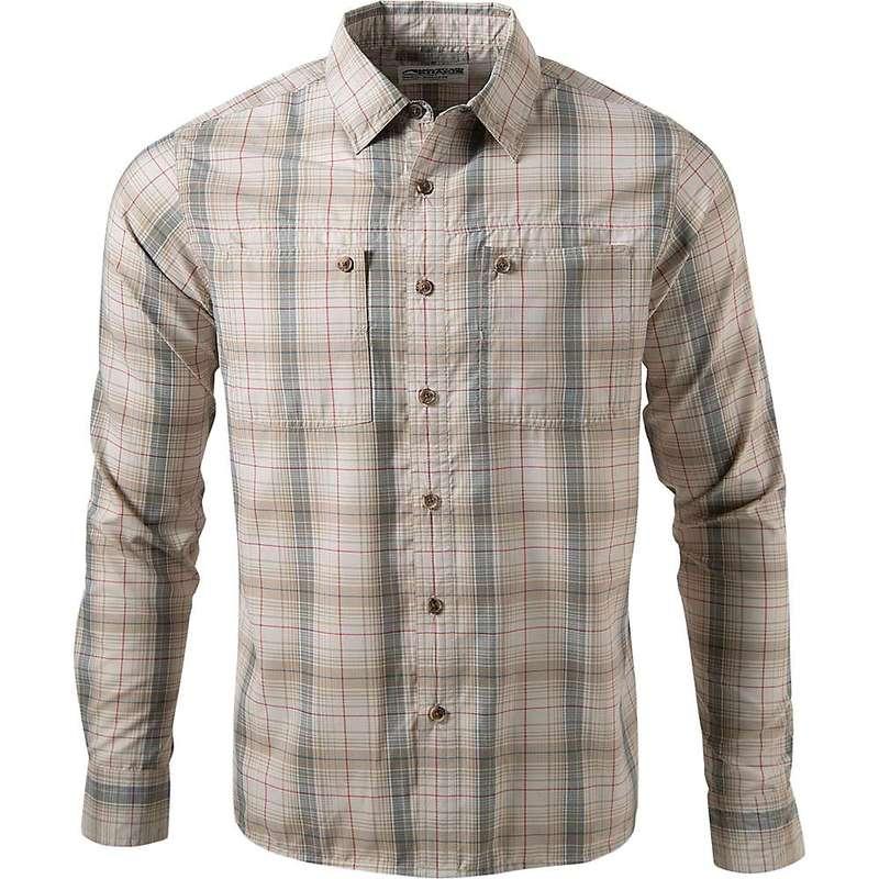 マウンテンカーキス メンズ シャツ トップス Mountain Khakis Men's Pointe LS Shirt Dusk