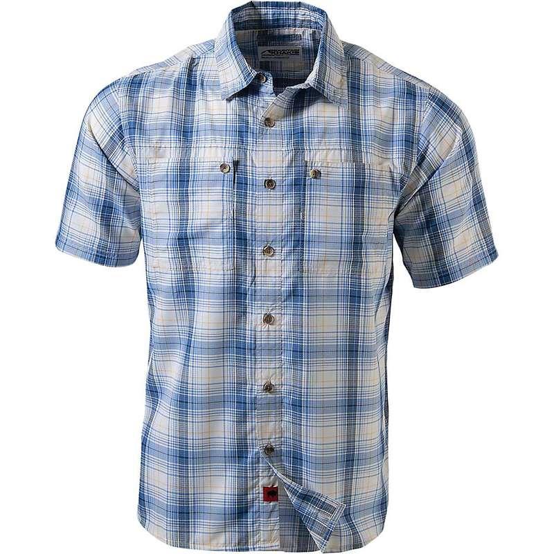 マウンテンカーキス メンズ シャツ トップス Mountain Khakis Men's Pointe SS Shirt Indigo