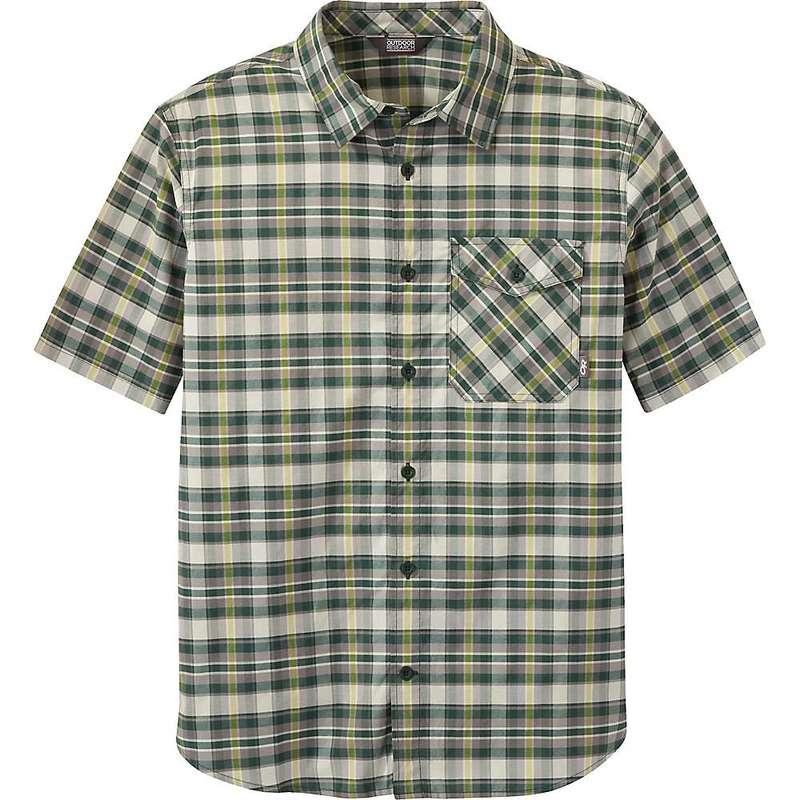 アウトドアリサーチ メンズ シャツ トップス Outdoor Research Men's Porter SS Shirt Pine