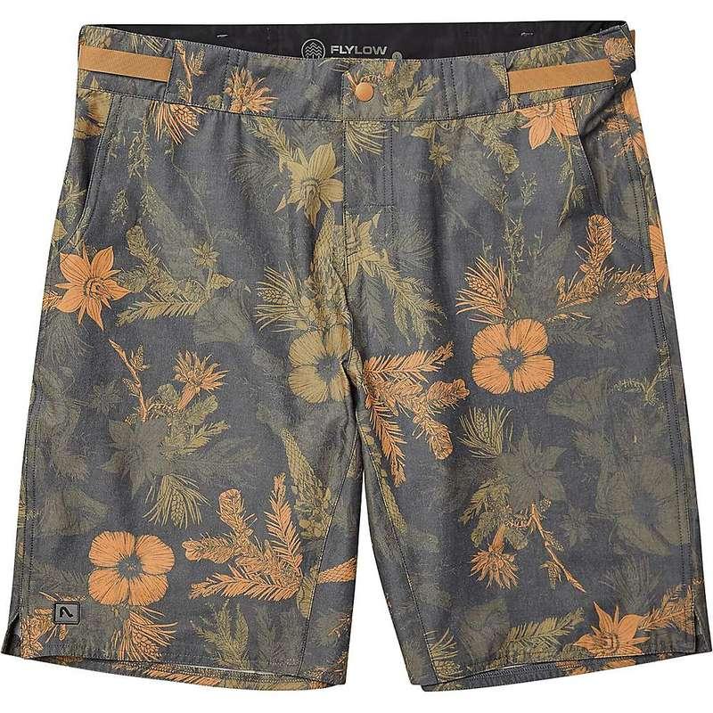 フライロー メンズ ハーフパンツ・ショーツ 水着 Flylow Men's Reynolds Short Kombu