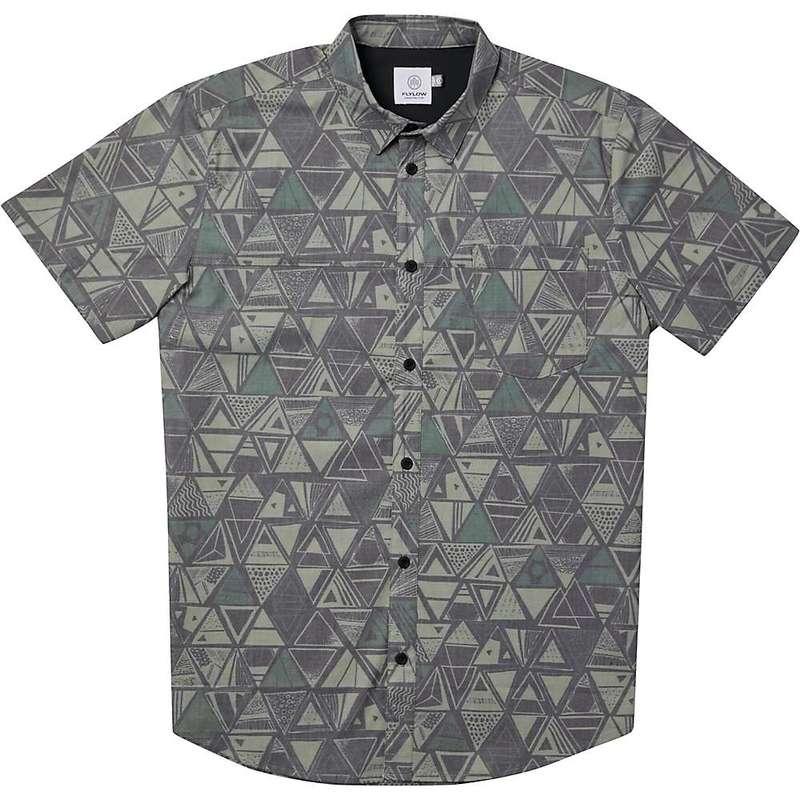 フライロー メンズ シャツ トップス Flylow Men's Wild Child Shirt Sage