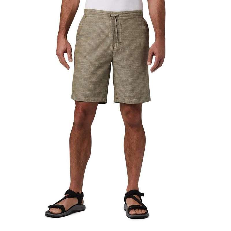 コロンビア メンズ ハーフパンツ・ショーツ ボトムス Columbia Men's Summer Chill 9 Inch Short New Olive