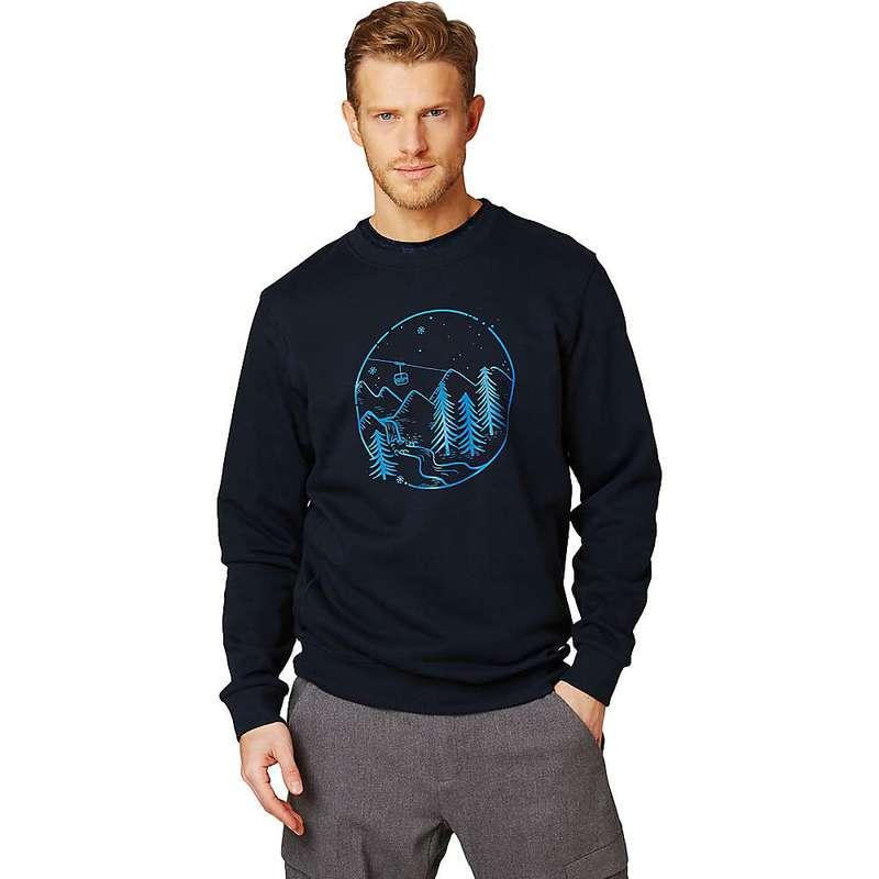 ヘリーハンセン メンズ ニット・セーター アウター Helly Hansen Men's F2F Cotton Sweater Navy