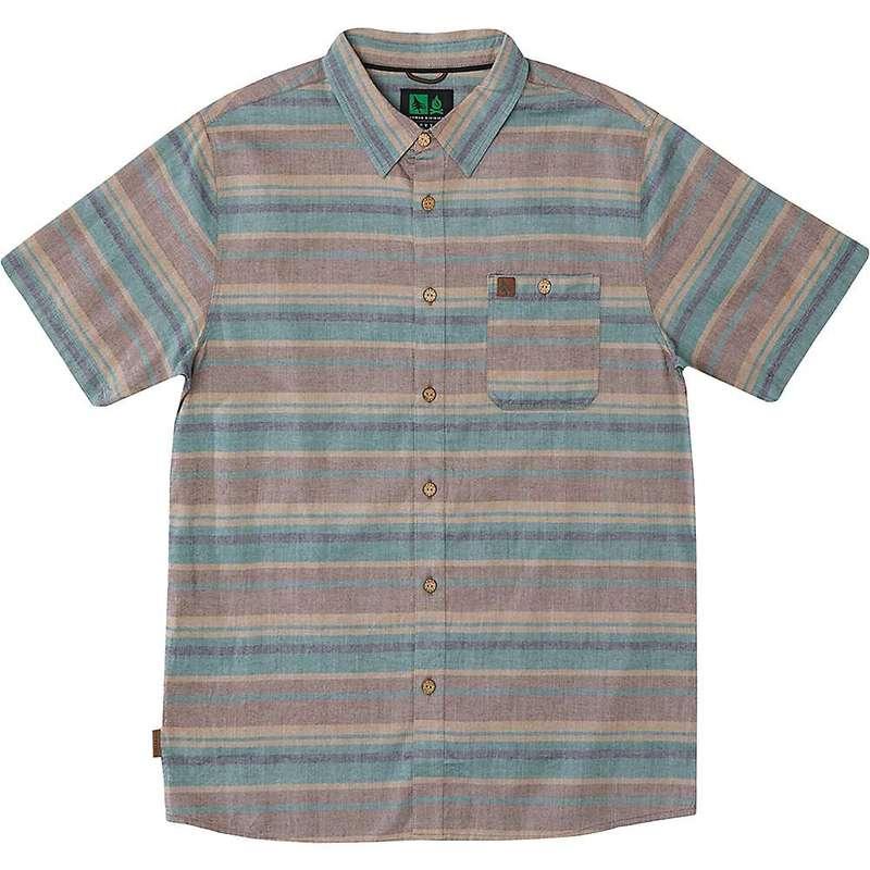 ヒッピーツリー メンズ シャツ トップス HippyTree Men's Free Road Woven Shirt Rust