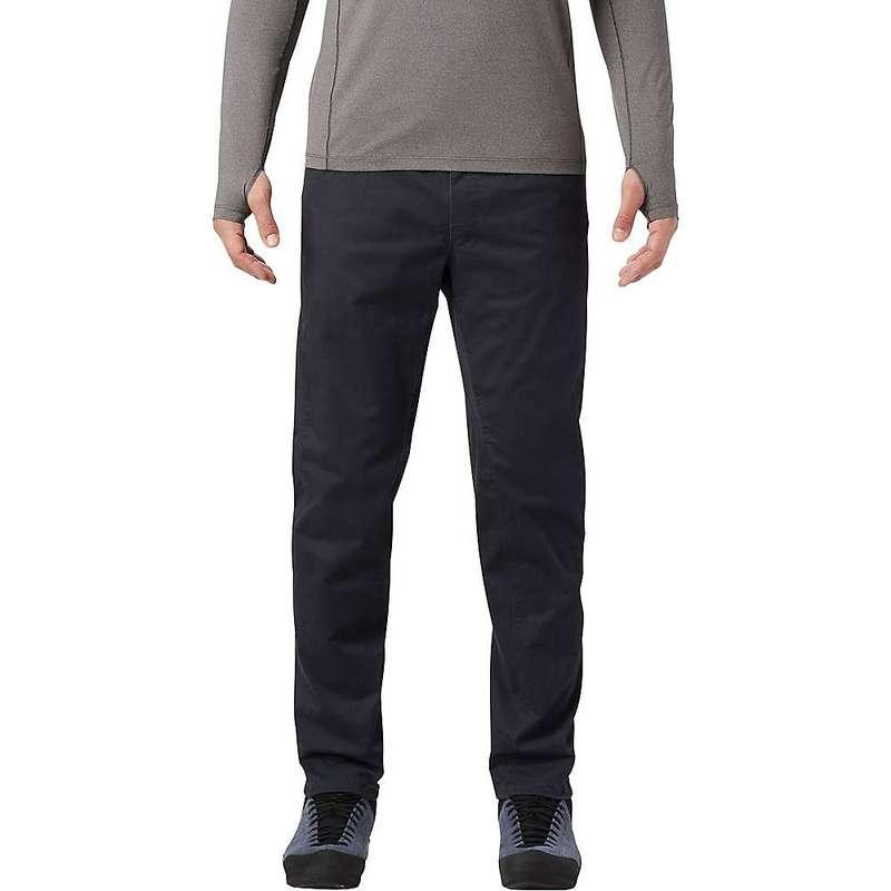 マウンテンハードウェア メンズ カジュアルパンツ ボトムス Mountain Hardwear Men's Cederberg Pull On Pant Dark Storm