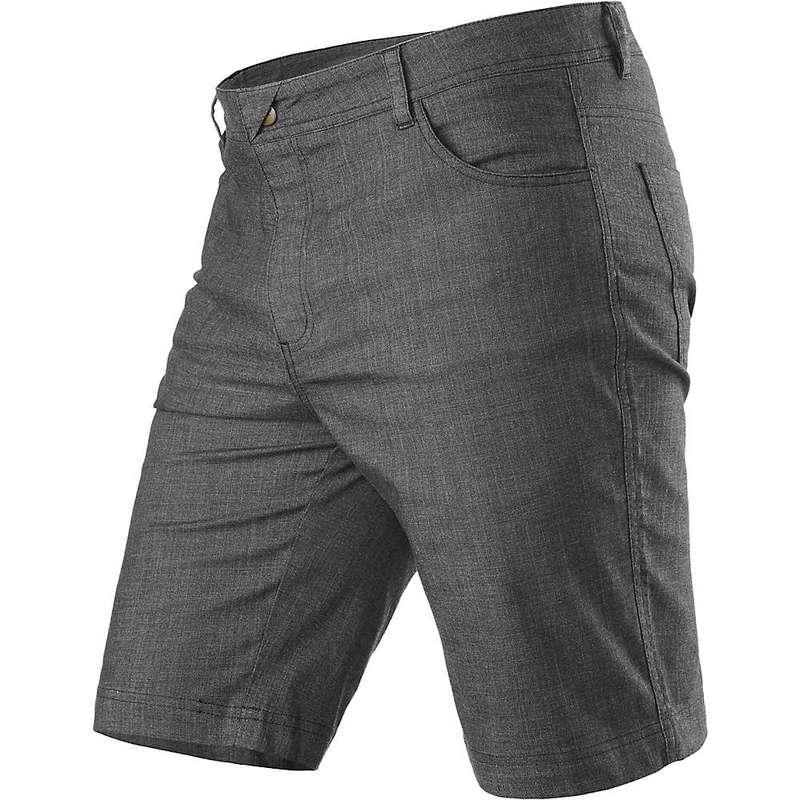 カトマンズ メンズ ハーフパンツ・ショーツ ボトムス Kathmandu Men's Flaxton V2 9.8 Inch Short Midnight Navy