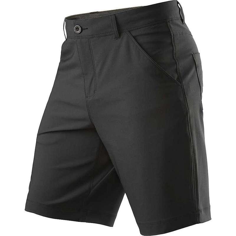 カトマンズ メンズ ハーフパンツ・ショーツ ボトムス Kathmandu Men's Trailhead 9.8 Inch Short Black