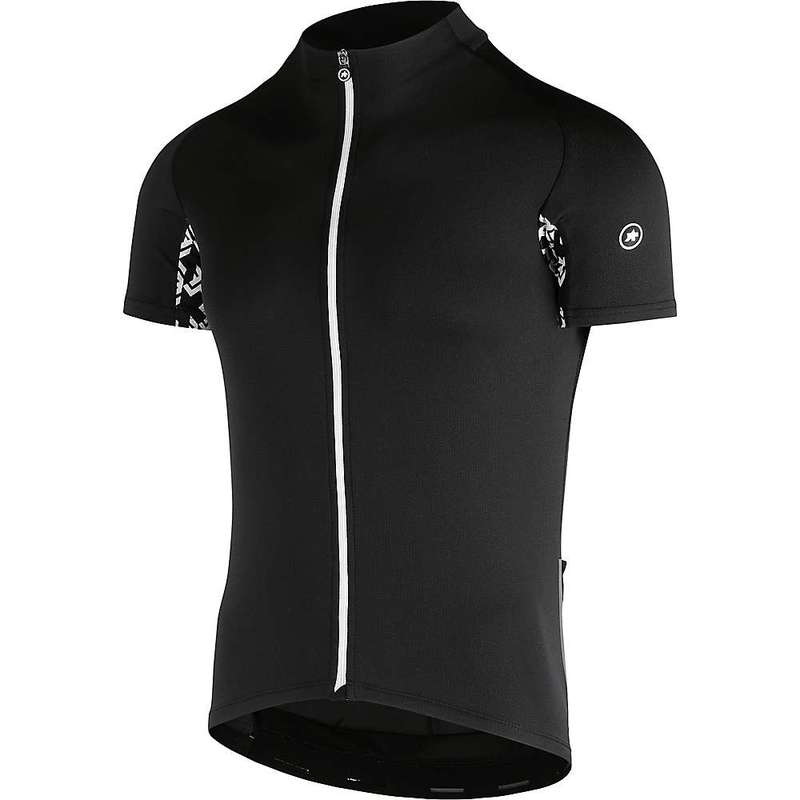 アソス メンズ シャツ トップス Assos Men's Mille GT SS Jersey Black Series