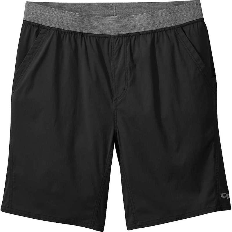 アウトドアリサーチ メンズ ハーフパンツ・ショーツ ボトムス Outdoor Research Men's Zendo 8 Inch Short Black