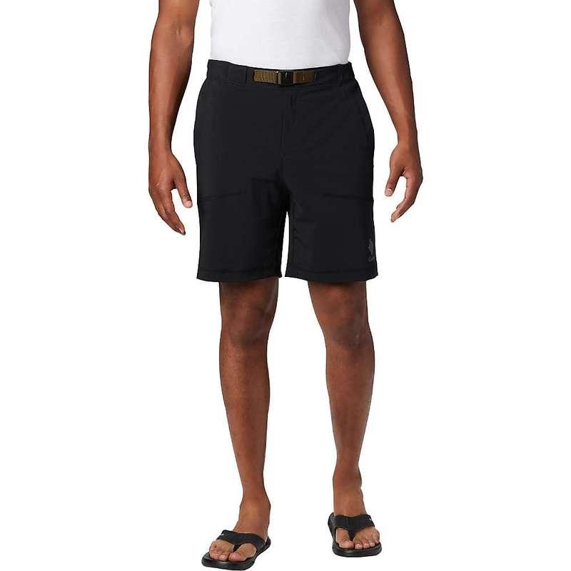コロンビア メンズ ハーフパンツ・ショーツ ボトムス Columbia Men's Lodge 6 Inch Woven Short Black