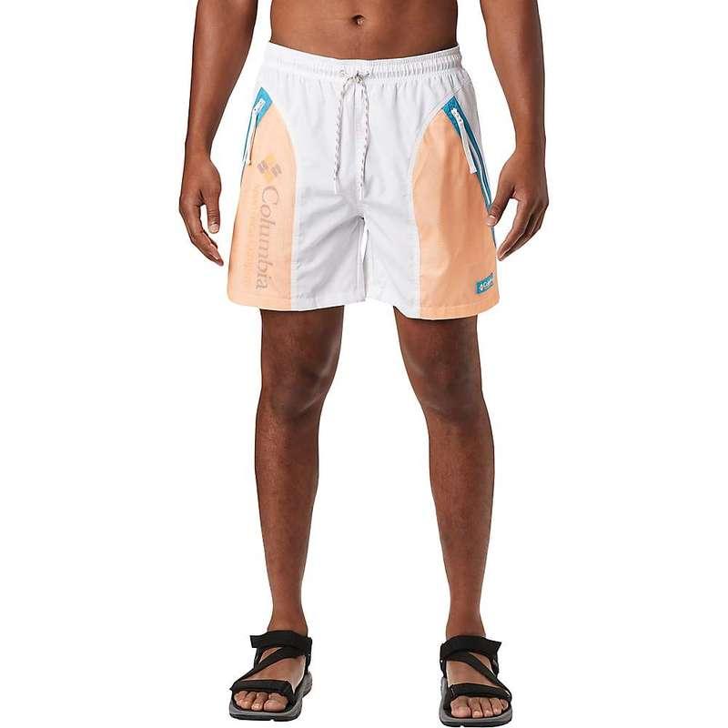 コロンビア メンズ ハーフパンツ・ショーツ ボトムス Columbia Men's Riptide 6 Inch Short White