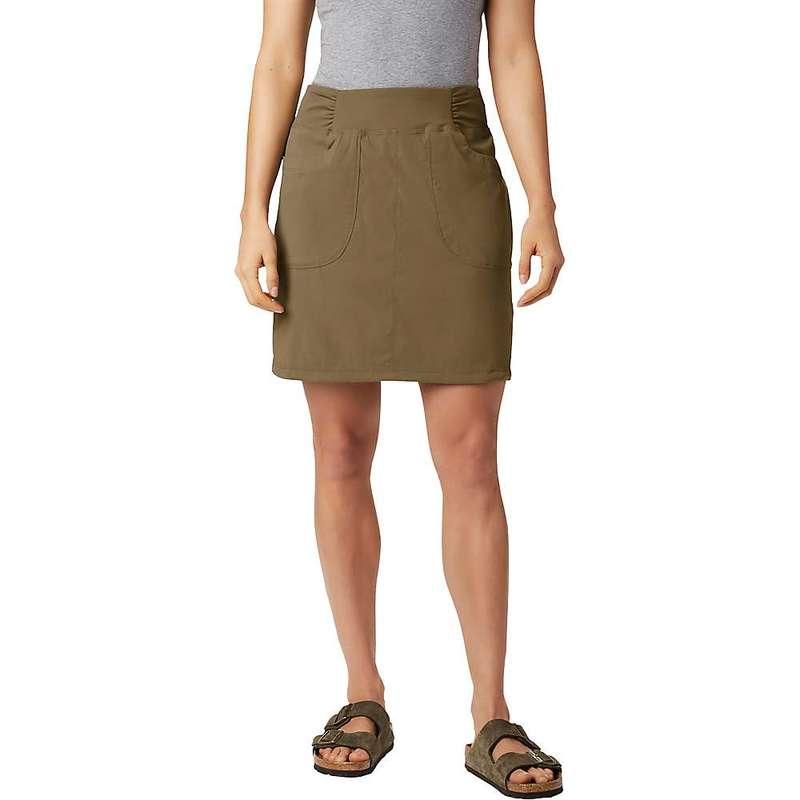 マウンテンハードウェア レディース スカート ボトムス Mountain Hardwear Women's Dynama Skirt Raw Clay