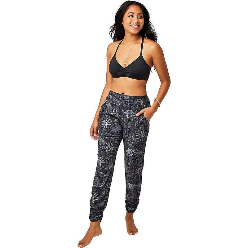 カーブデザイン レディース カジュアルパンツ ボトムス Carve Designs Women's Avery Beach Pant Black Wailuku