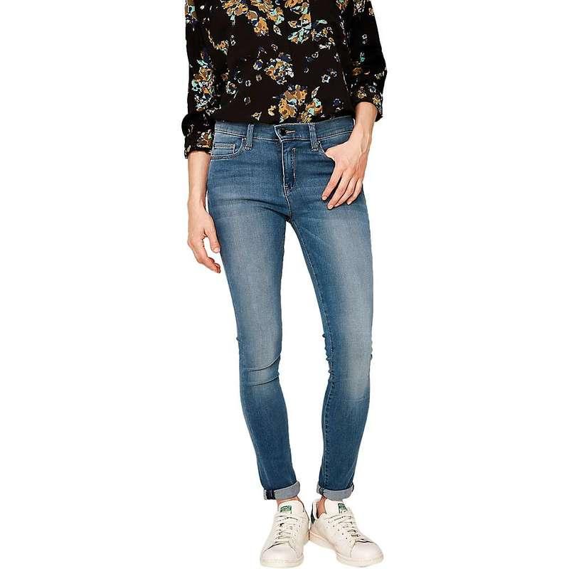 ロル レディース カジュアルパンツ ボトムス Lole Women's Skinny Long Jean Mid Blue Wash Yoga Jeans