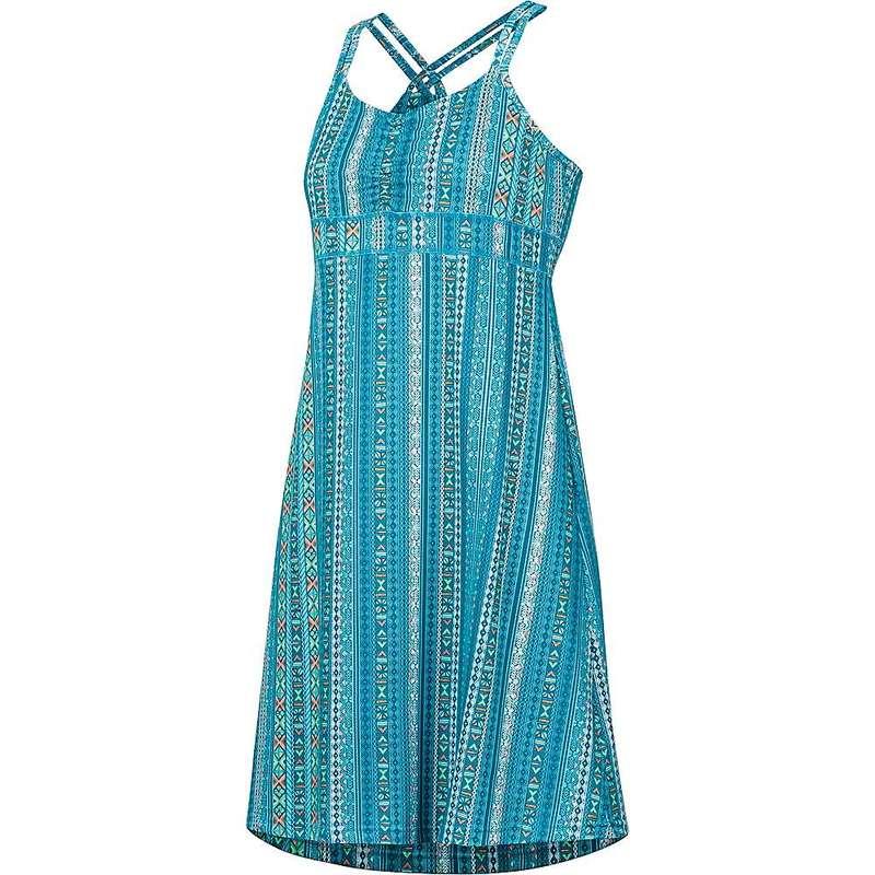 マーモット レディース ワンピース トップス Marmot Women's Taryn Dress Late Night Mystic
