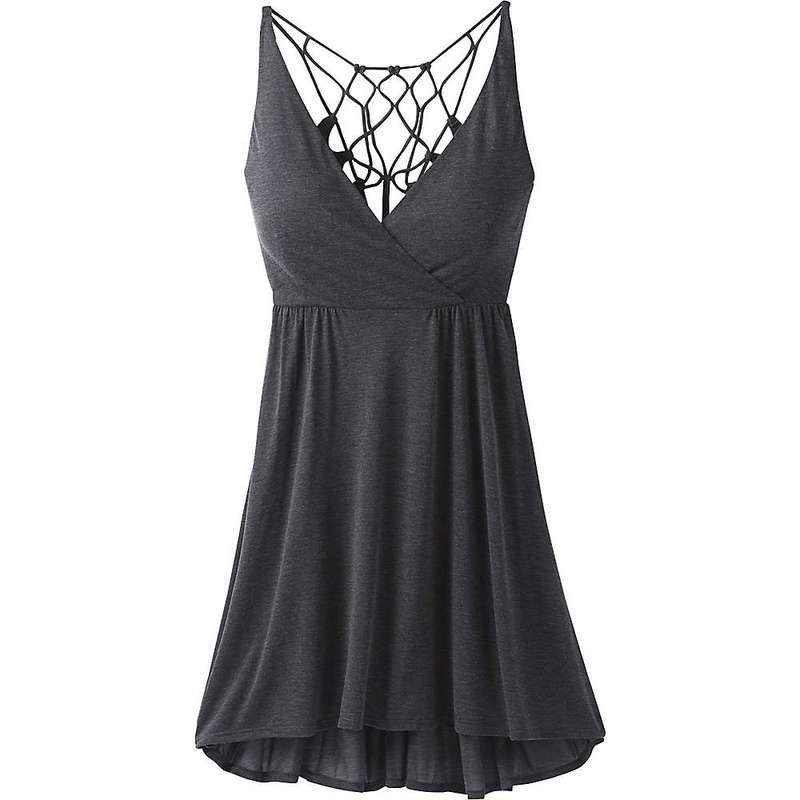 プラーナ レディース ワンピース トップス Prana Women's Delori Dress Black