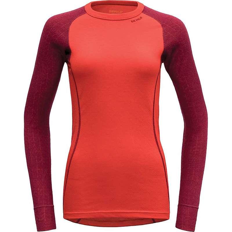 【初回限定お試し価格】 ディボルド レディース Tシャツ トップス Devold Women&39;s Duo Active Shirt Beetroot, 更級郡 37e22a0d