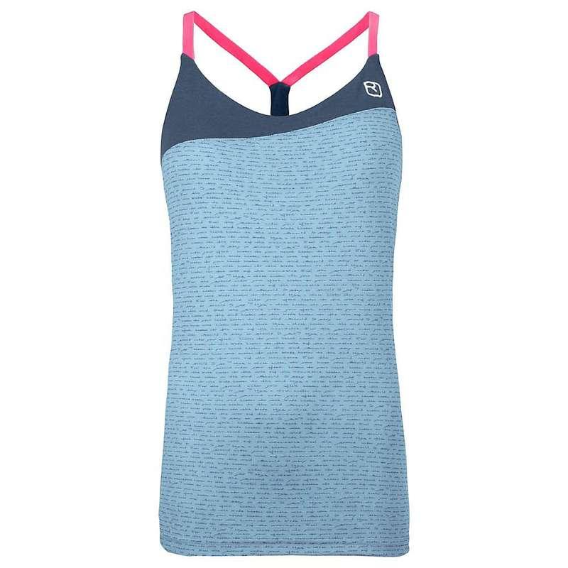 オルトボックス レディース Tシャツ トップス Ortovox Women's 120 Tec Top Light Blue