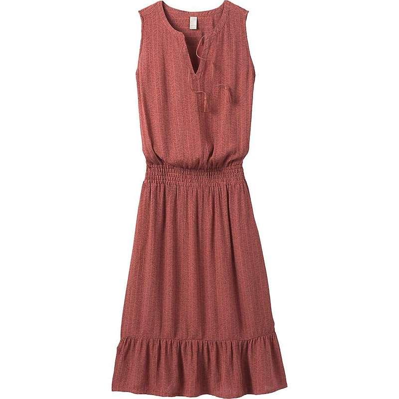プラーナ レディース ワンピース トップス Prana Women's Sentinel Maxi Dress Liqueur