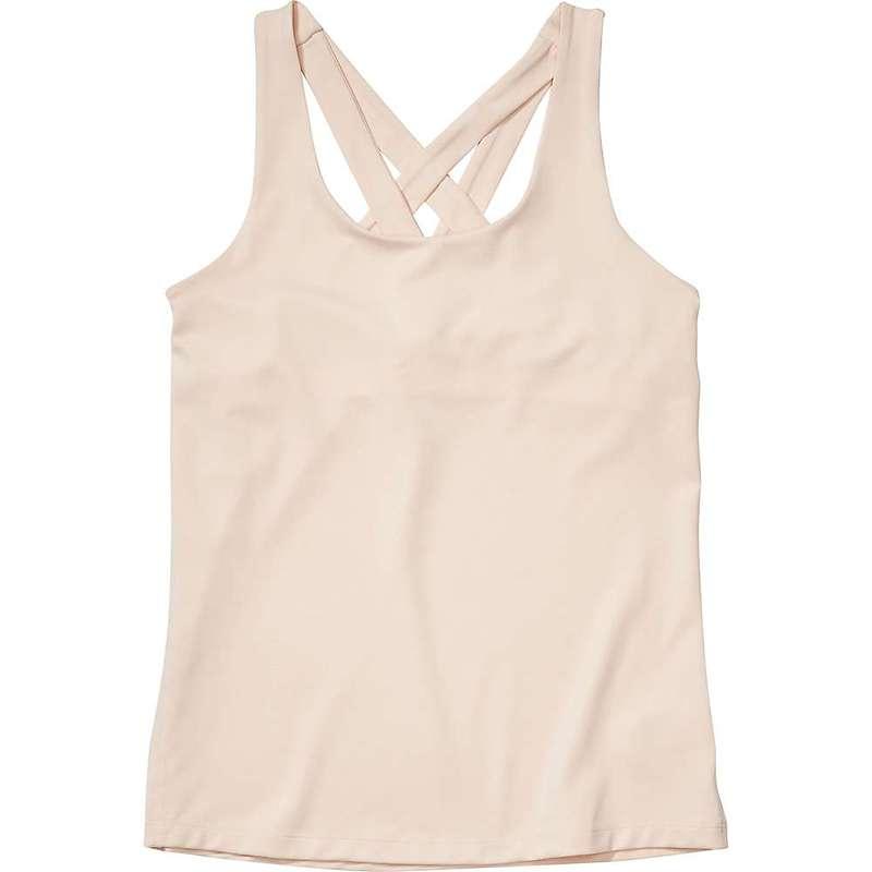 マーモット レディース Tシャツ トップス Marmot Women's Leda Tank Mandarin Mist