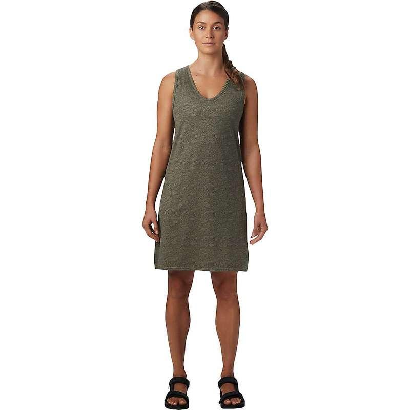 マウンテンハードウェア レディース ワンピース トップス Mountain Hardwear Women's Everyday Perfect Dress Light Army