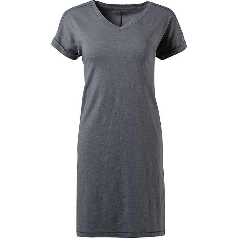マウンテンカーキス レディース ワンピース トップス Mountain Khakis Women's Essential Knit Dress Coal
